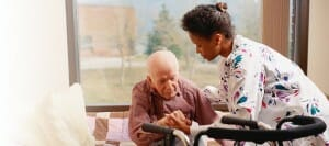 Access Control for Nursing Homes Keep People Safe
