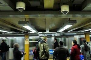New York City Hidden Subway Cameras