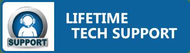 lifetime tech support